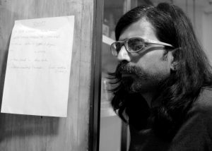 writer jey sushil photo by anurag vats