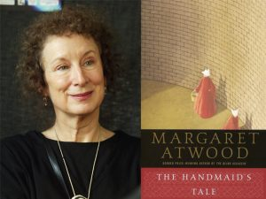 margaret atwood book handmaids-tale